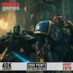 Recess 40k Tournament - August 28, 2021
