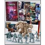 CMON Zombicide Invader Graphic Novel + Extras