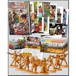 CMON Zombicide Graphic Novel + Extras