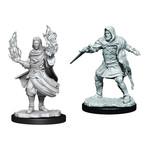 WIZKIDS/NECA CRUM: Hollow One Rogue & Sorcerer Male W1