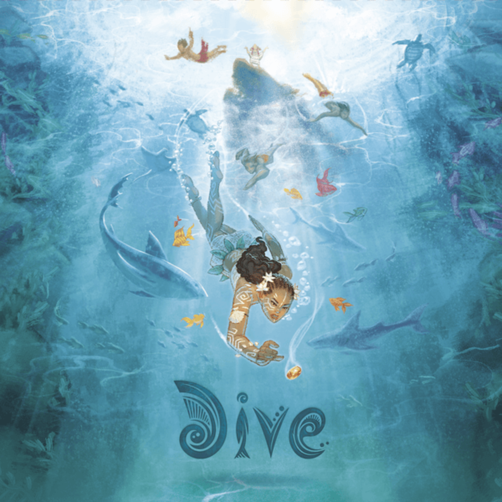 Sit Down! Dive