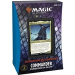WOTC MTG MTG: Adventures in the Forgotten Realms Commander Dungeons of Death