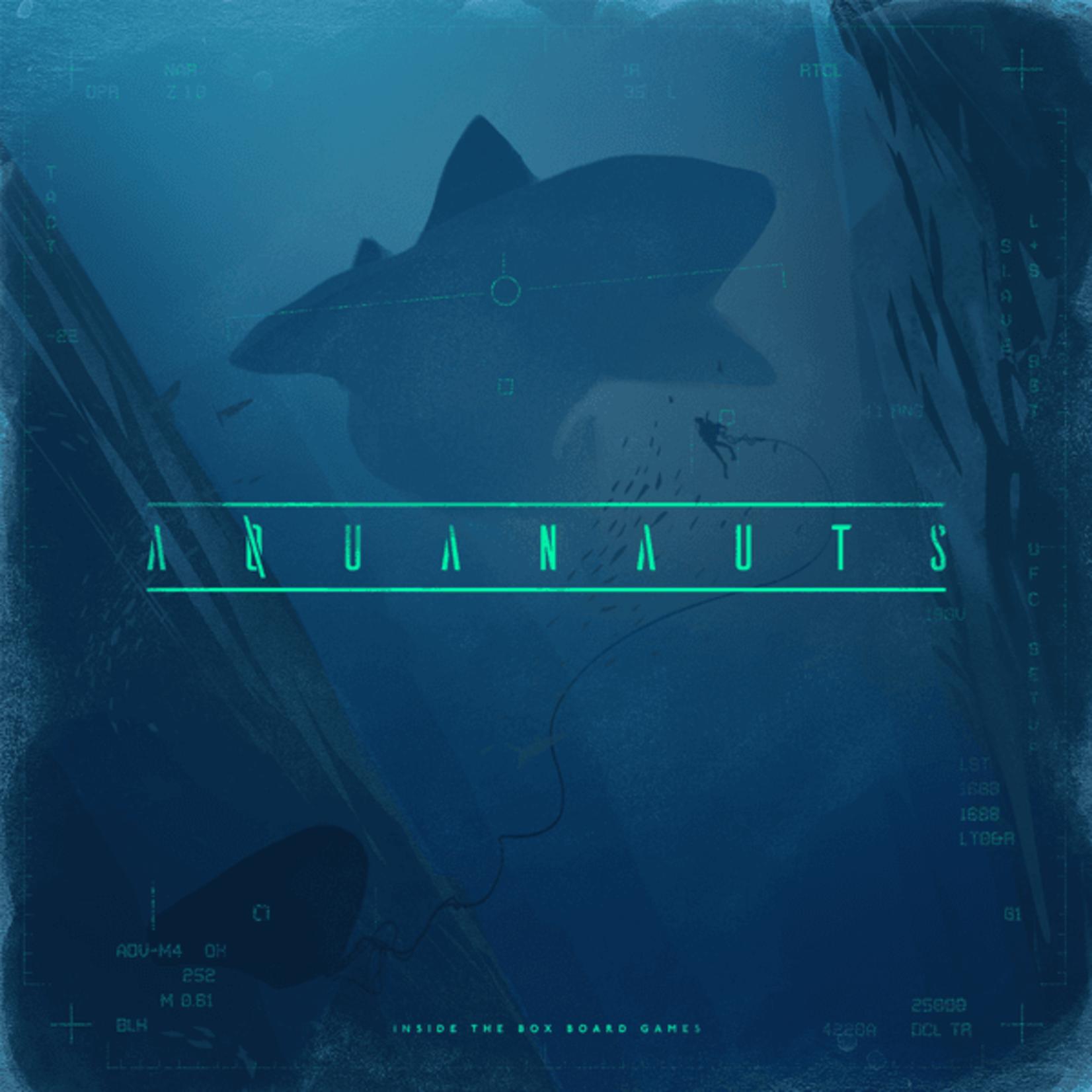 inside the Box Games Aquanauts Discover the Deep KS