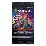WOTC MTG MTG Adventures in the Forgotten Realms Set Booster