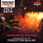 WOTC MTG FNM Adventures in the Forgotten Realms July 30th