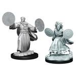WIZKIDS/NECA CRUM: Human Graviturgy & Chronurgy Wizards W1