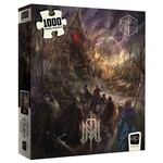 """USAopoly Critical Role The Mighty Nein """"Isharnai's Hut"""" 1000pc Puzzle"""