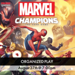 Recess Marvel Champions Organized Play - August 27th