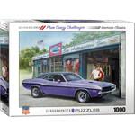 EuroGraphics Plum Crazy Challenger 1000pc