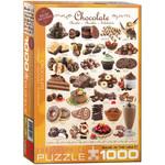EuroGraphics Chocolate 1000 pc