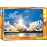 EuroGraphics Space Shuttle Take-off 1000pc