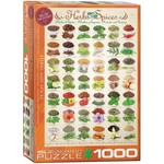 EuroGraphics Herbs and Spices1000pc