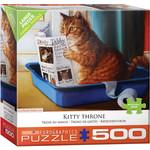 EuroGraphics Kitty Throne 500pc