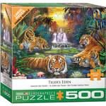 EuroGraphics Tiger's Eden 500pc