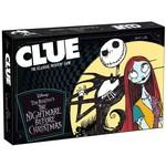 USAopoly CLUE Disney Tim Burton's The Nightmare Before Cristmas