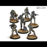 Corvus Belli S.L.L. Haqqislam Hassassin Bahram (Haqqislam Sectorial Army Starter Pack)