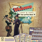 Deep Water Games Welcome to...Halloween Expansion
