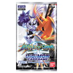 BANDAI CO Digimon TCG: Battle of Omni Booster