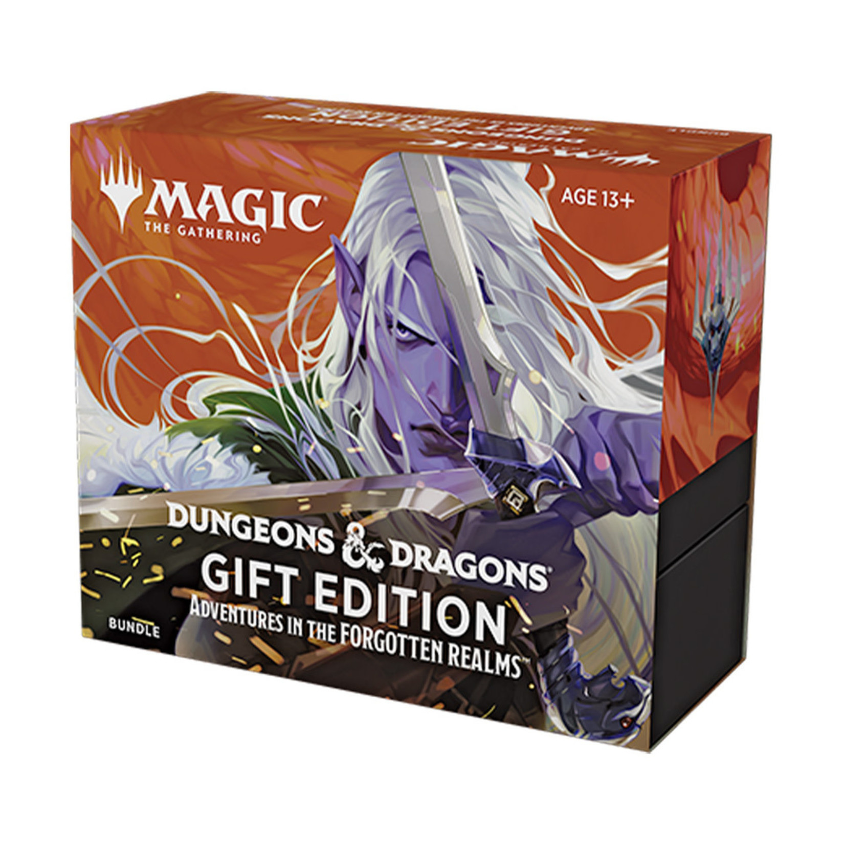 WOTC MTG Adventures in the Forgotten Realms Gift Edition Bundle