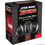 Fantasy Flight Games SW X-Wing: Fury of the First Order