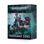 Games Workshop DATACARDS Thousand Sons