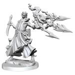 WIZKIDS/NECA D&D Frameworks: Dragonborn Sorcerer Female FW01
