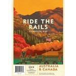 Capstone Games Iron Rail 2 Ride the Rails Australia & Canada
