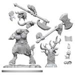 WIZKIDS/NECA D&D Frameworks: Minotaur W01