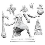 WIZKIDS/NECA D&D Frameworks: Stone Giant W01