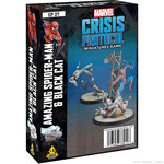 Atomic Mass Games MCP Amazing Spider-Man & Black Cat Character Pack