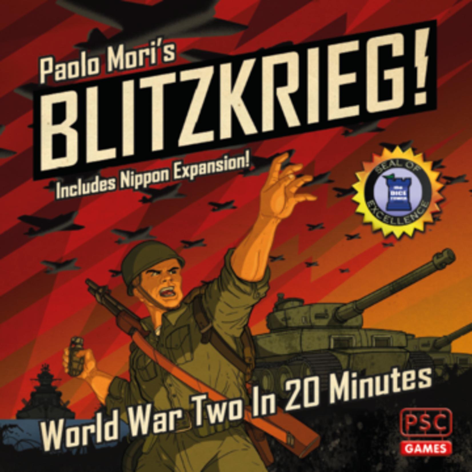 Plastic Soldier Company Blitzkrieg! Complete Edition