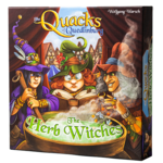 CMYK The Quacks of Quedlinburg The Herb Witches Expansion