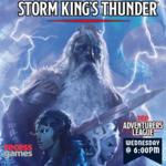 D&D Adventure League - Storm King's Thunder