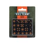 Games Workshop Kill Team Chaotica Dice Set