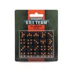 Games Workshop Kill Team Ork Kommandos Dice Set