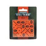 Games Workshop Kill Team Death Korps of Krieg Dice Set