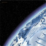 Fantasy Flight Games X-Wing Battle of Hoth Playmat