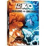 TeeTurtle Tic Tac K.O. - Dragons vs Unicorns