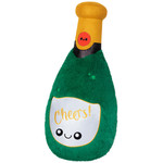 """squishable Boozy Buds Champagne Bottle Squishable 21"""""""