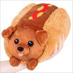 """squishable Mini Dachshund Hot Dog Squishable 7"""""""