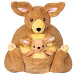 "squishable Cuddly Kangaroo Squishable 15"""