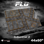 Frontline Gaming FLG Industrial 2 44x60