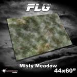 Frontline Gaming FLG Misty Meadow 44x60