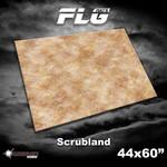 Frontline Gaming FLG Scrubland 44x60