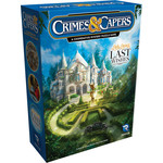 Renegade Game Studios Crimes & Capers Lady Leona's Last Wishes