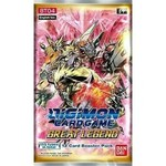 BANDAI CO Digimon TCG: Great Legend Booster