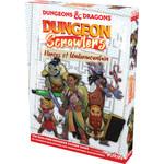 WIZKIDS/NECA D&D: Dungeon Scrawlers - Heroes of Undermountain