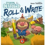 Portal Games Imperial Settlers Roll & Write