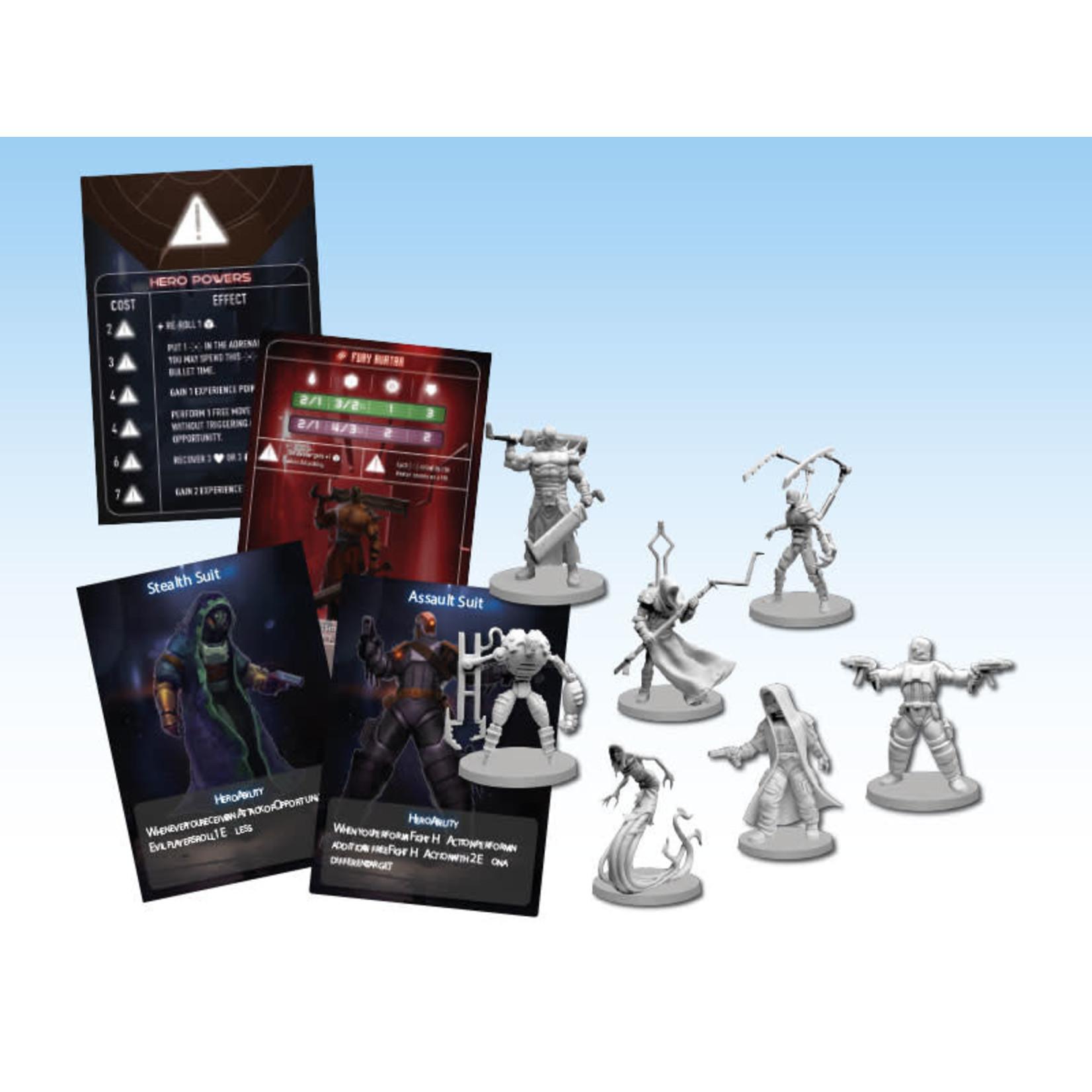 Horrible Guild Alone Avatar Expansion