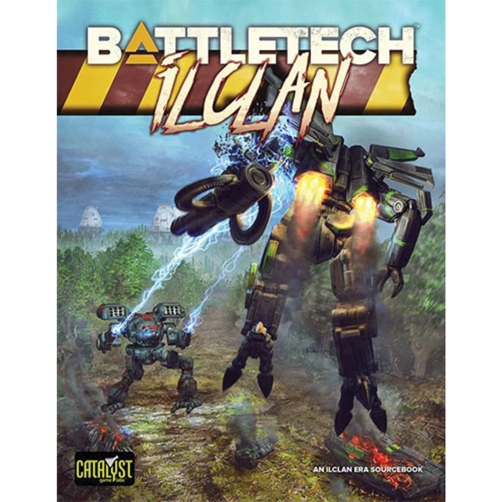 Catalyst Game Labs BattleTech ilClan